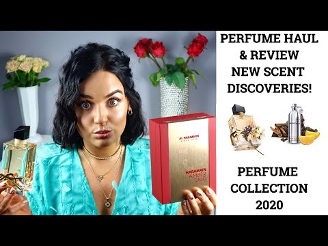 PERFUME HAUL & REVIEW - TESTING PERFUMES MY SUBSCRIBERS RECOMMENDED | PERFUME COLLECTION 2020