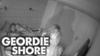 Geordie Shore Season 11 | Charlotte and Chloe Lesbian Kiss For Gaz!! | MTV