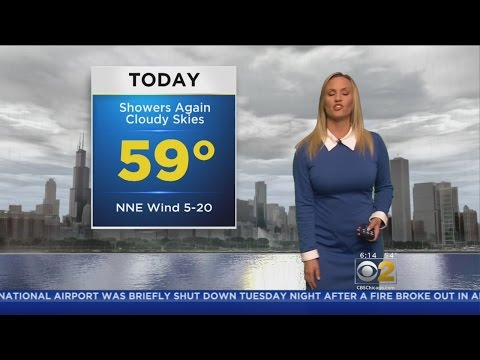 CBS 2 Weather Watch (6AM, May 24, 2017)