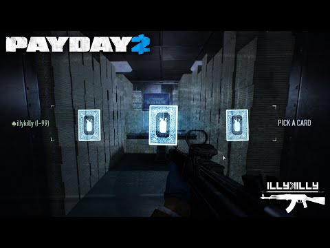 PAYDAY 2 // 160 MILLION OFFSHORE PAYDAY BETTING