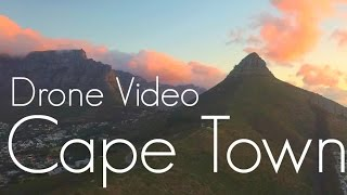 Epic Drone Video Featured Creator Jean Swart, Lions Head and Signal Hill Cape Town, South Africa.