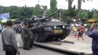 Tank Tempur 501 Madiun (Pameran Alutsista)