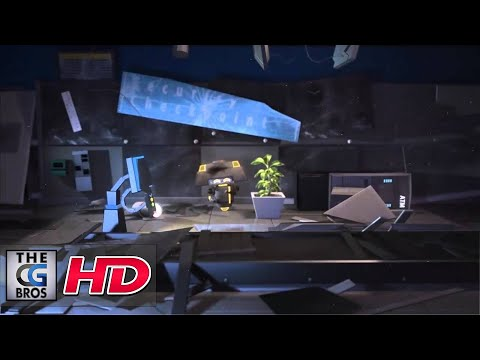 "CGI 3D Animated Short ""Baggage Damage"" - by Boston Media House"
