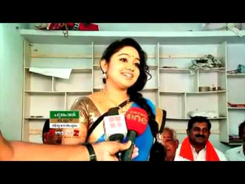Malayalam serial actress full comedy