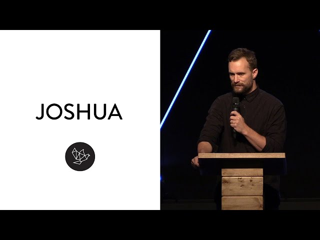 Joshua 5: 1-12 -- Shaped by His Word, Set Free From Shame (03/03/2019)