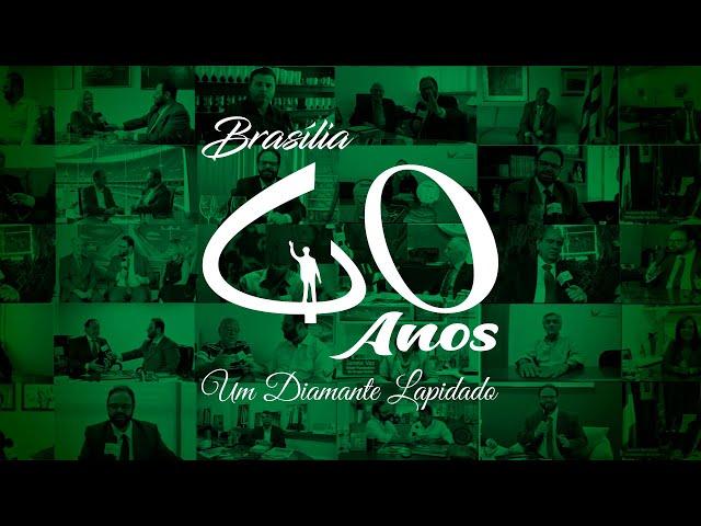 Pot-Pourri dos entrevistados do projeto Brasília 60 anos Part. 4 | Jornalista Paulo Fayad
