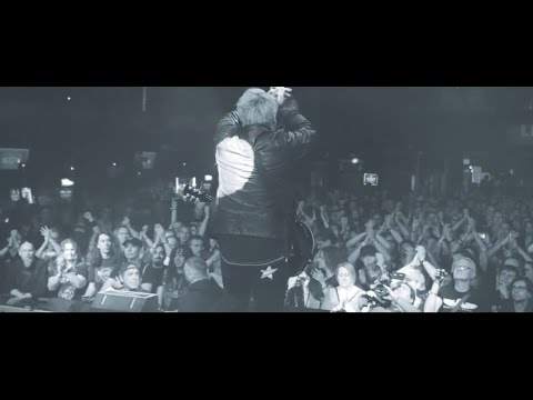 "The Defiants - ""U X'D My Heart"" (Official Music Video) #RockAintDead"