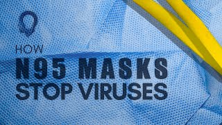 How N95 Masks Stop Viruses