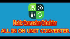 Metric Conversion Calculator - Best Unit Converter App for android