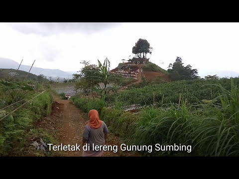 Wisata Di Magelang | Desa Wisata Mangli | Gardu Pandang Mangli