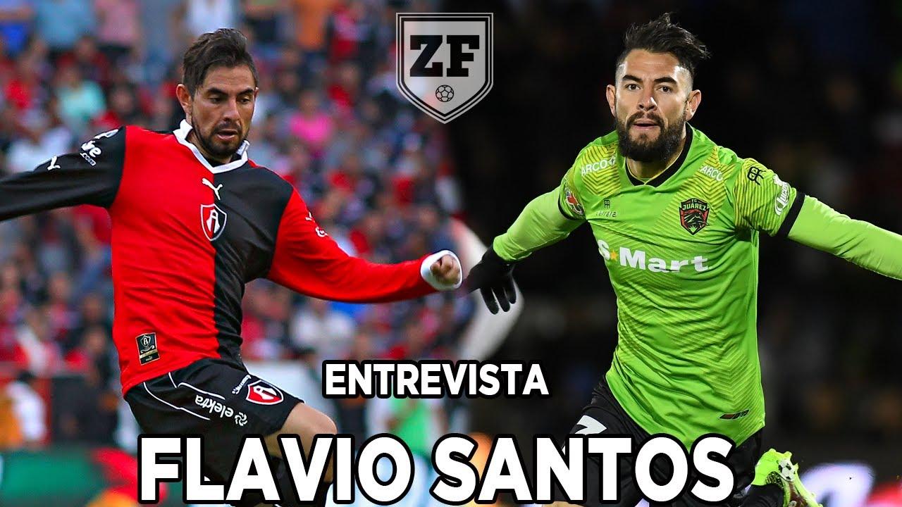 ENTREVISTA EXCLUSIVA CON FLAVIO SANTOS | FC JUÁREZ | ATLAS