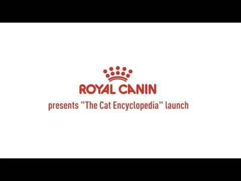 Royal Canin Cat Encyclopedia Launch