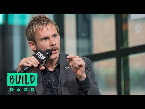 Dominic Monaghan Loves Working On His Animal Planet ,