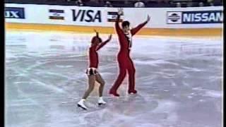 Natalia Mishkutenok & Artur Dmitriev - 1989 European Championships - SP