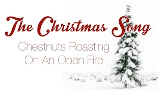 The Christmas Song (Chestnuts Roasting on An Open Fire) - Piano Karaoke Track - Cherish Tuttle