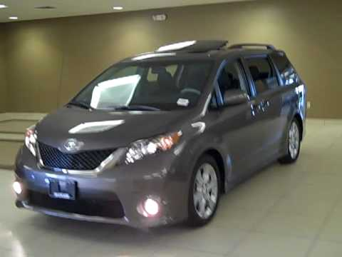 2011 toyota sienna se jon lancaster toyota youtube. Black Bedroom Furniture Sets. Home Design Ideas