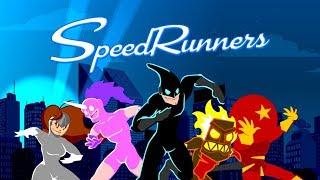 Speedrunners ps4 multiplayer gameplay