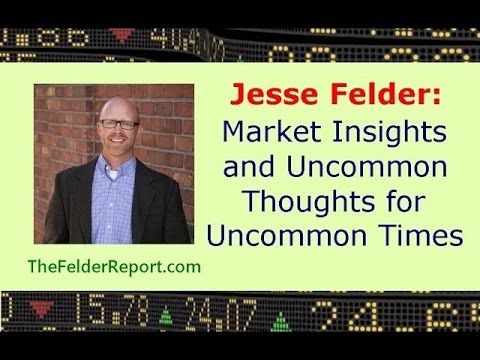 Jesse Felder: Market Insights and Uncommon Thoughts for Uncommon Times