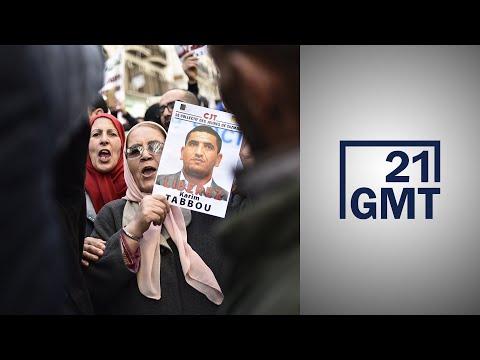 انتقادات للسلطة الجزائرية بسبب استمرار اعتقال ومحاكمة الناشطين  - نشر قبل 6 ساعة