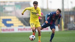 Goles Villarreal C vs UD Alzira (1-1)