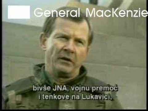 General Lewis MacKenzie