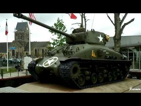 Tanque americano de la segunda guerra mundial sherman for Criadero de cachamas en tanques