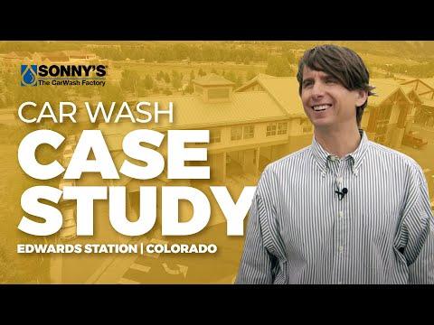 Car Wash Business Case Study - Edwards Station & Service Center