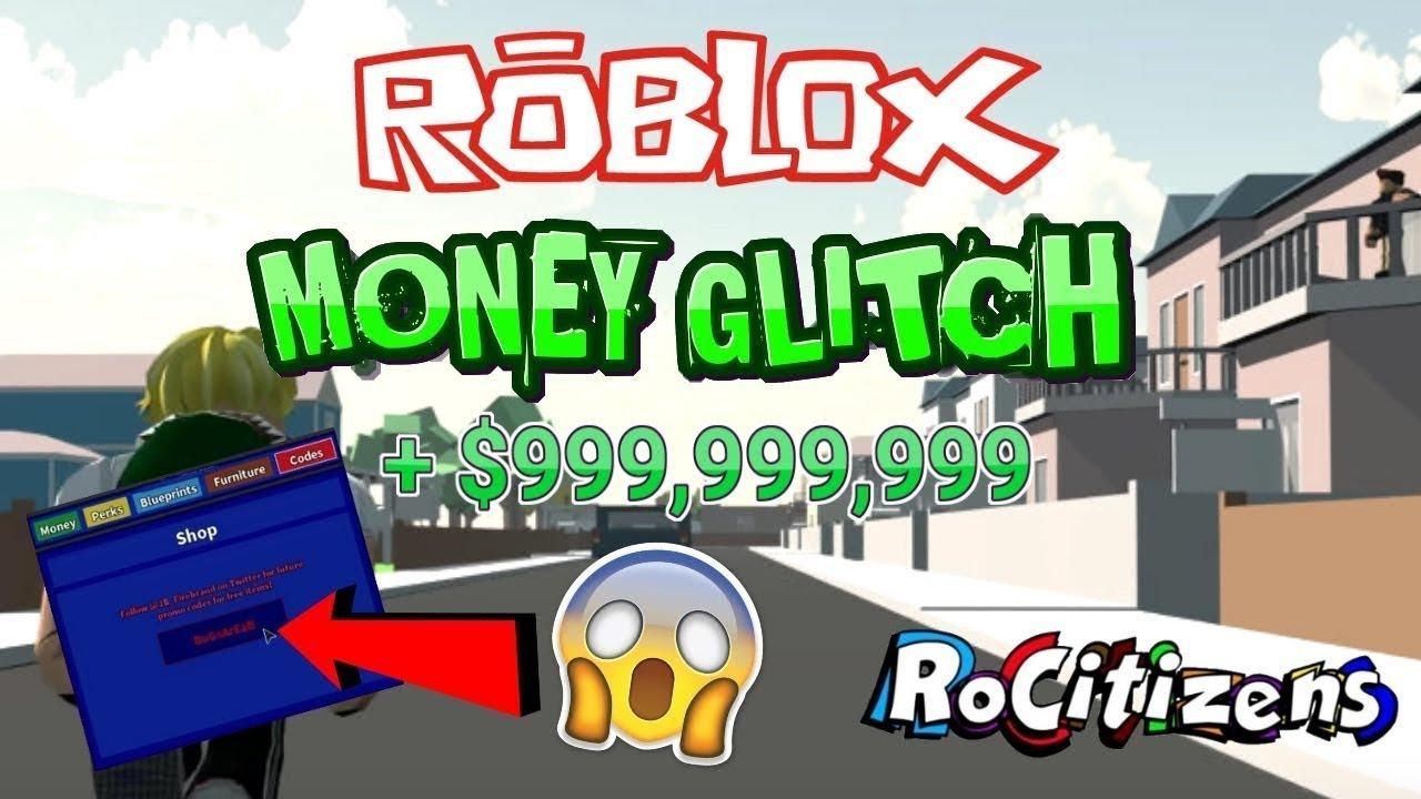 Rocitizens Money Glitch 2020 Roblox Rocitizens Youtube