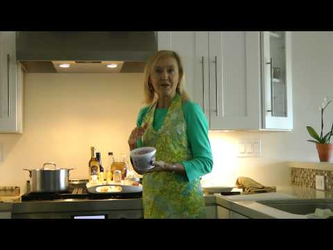 HEALING CUISINE: TWO HEALTHY, EASY, DELICIOUS SOUPS by MEREDITH McCARTY (Part One)