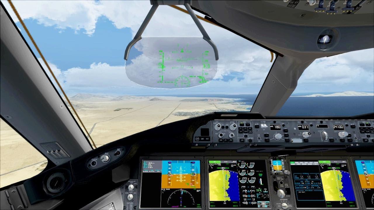 Aerosim 787 p3d download | Egyptair Boeing 787  2019-03-08