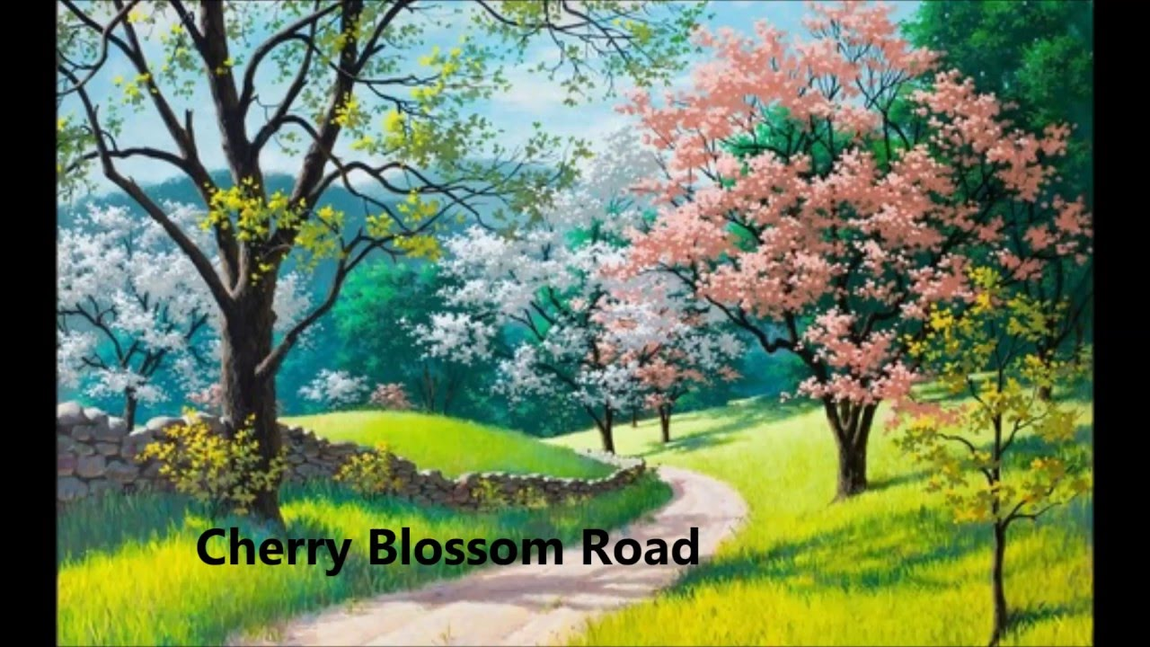 Johannes Schmoelling & Edgar Froese - Cherry Blossom Road - YouTube