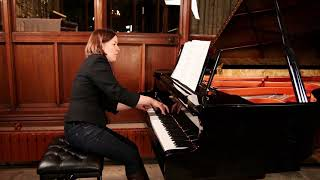 Interlude #2: Farewell to Stromness by Peter Maxwell Davies - Amy Butler, piano