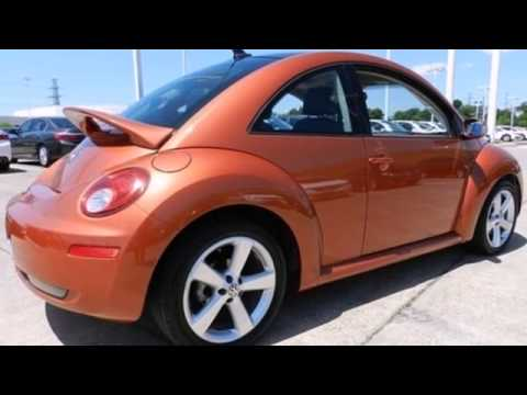 2010 Volkswagen Beetle Dallas TX Fort Worth, TX #131606A - SOLD
