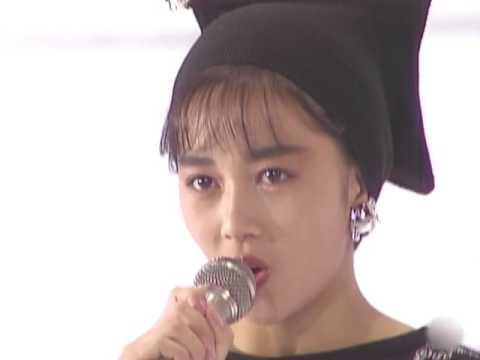 浅香唯 瞳にSTORM (1987)