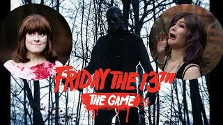 Friday The 13th The Game: Cosplay Photoshoot
