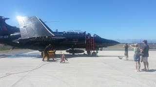 BAE Blackburn Buccaneer - Cape Town - March 2014