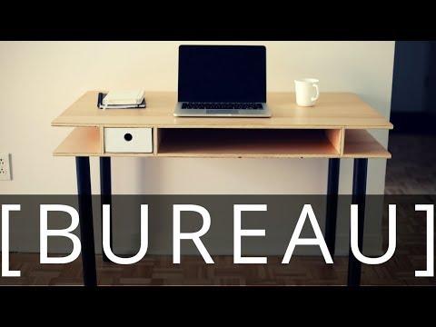 Comment fabriquer un Bureau [EP42]