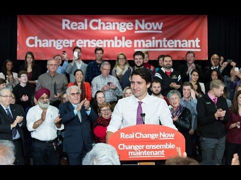 Liberal platform launch! • Dévoilement de la plate-forme libéral!