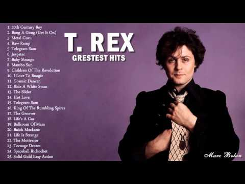 T. REX's Greatest Hits | The Best Of T. REX