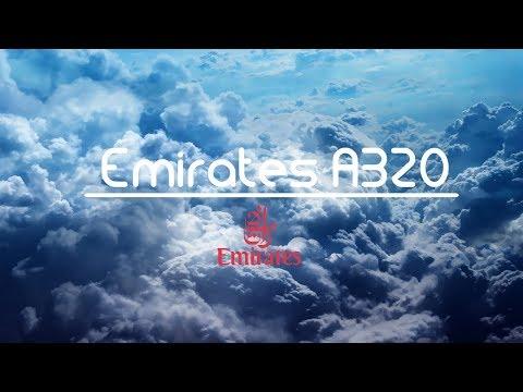 [ROBLOX] Emirates! A320 Flight.