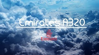 [ROBLOX] Emirates! A320 Flight.