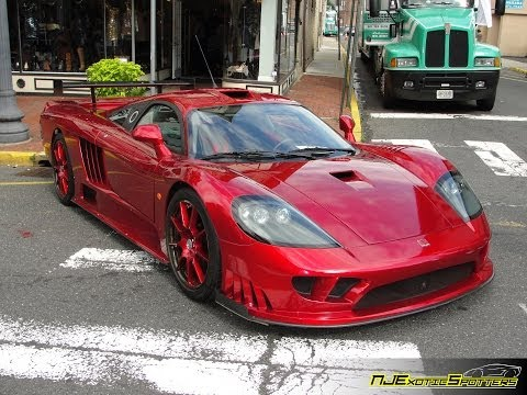 Saleen S7 For Sale >> Saleen S7 Twin Turbo Competition (Red Bank, NJ Exotic Car ...