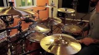 Repeat youtube video Mike Ieradi - Drumhead Trial drum playthrough