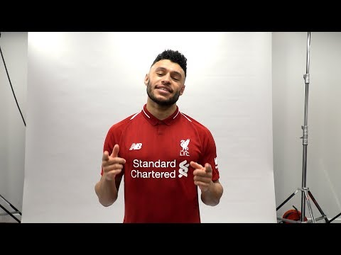 Ox's Vlog: Behind-the-scenes at new home kit shoot