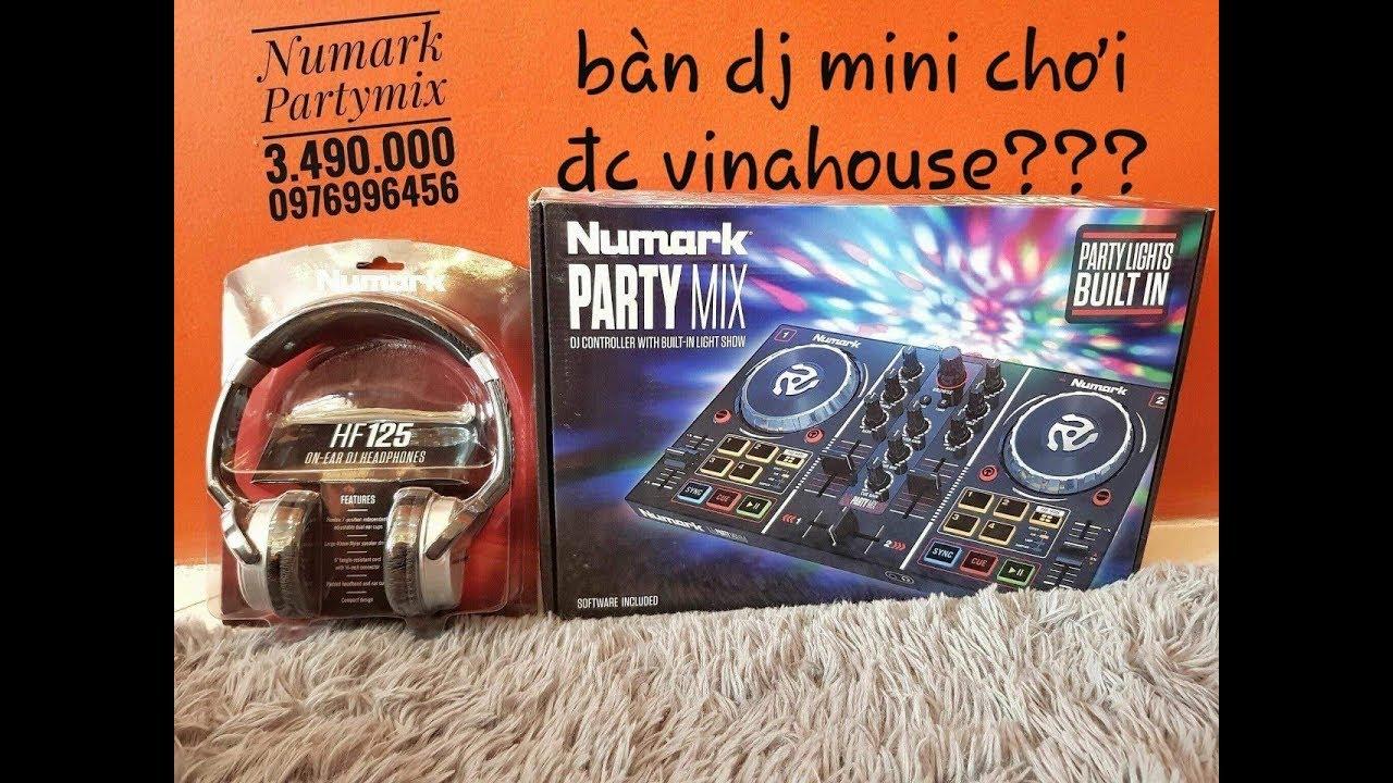 bàn DJ dưới 4 triệu đồng chơi được nhạc DJ Vinahouse???