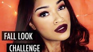 FALL LOOK CHALLENGE | with Tootsie Time Thumbnail