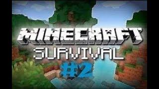 Serie survival minecraft capitulo  #2
