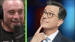 Baixar Joe Rogan - I Liked Stephen Colbert Better on the Colbert Report