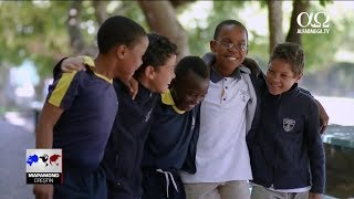 Cartea Cărților a ajutat un băiat din Africa de Sud să-și găsească prieteni