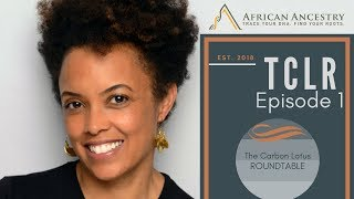 Interview w/ Gina Paige, African Ancestry CEO/Co-founder - TCLR - Episode 1